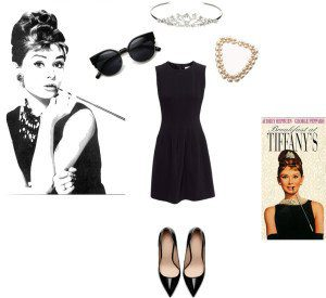 Shop your closet for these 5 Halloween Costumes on a budget Holly Golightly | Five Marigolds