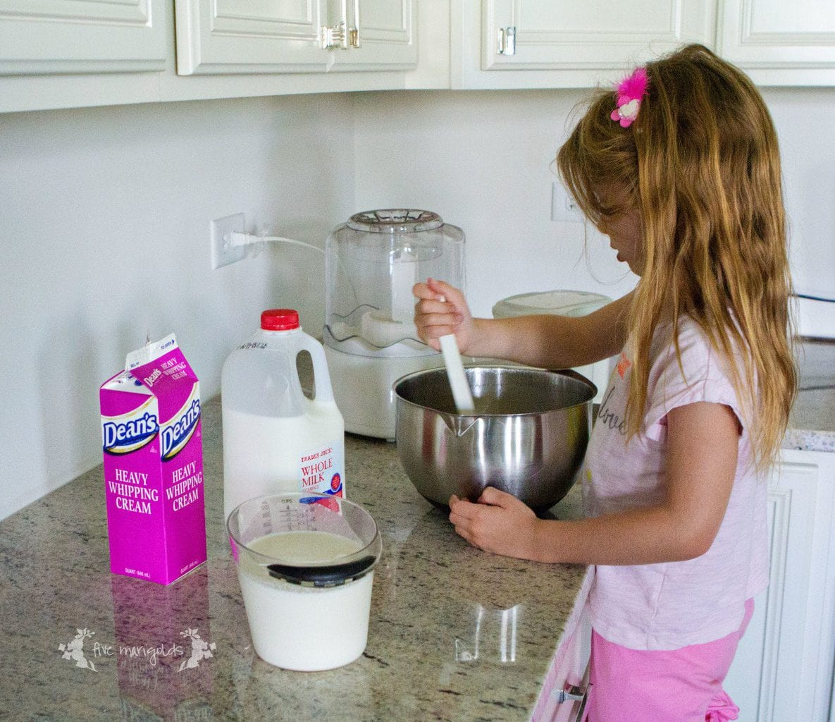 Favorite things- Cuisinart Ice Cream Maker | Five Marigolds