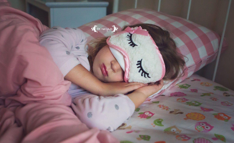Favorite Things- Sleepy Lamb Eye Mask | Five Marigolds