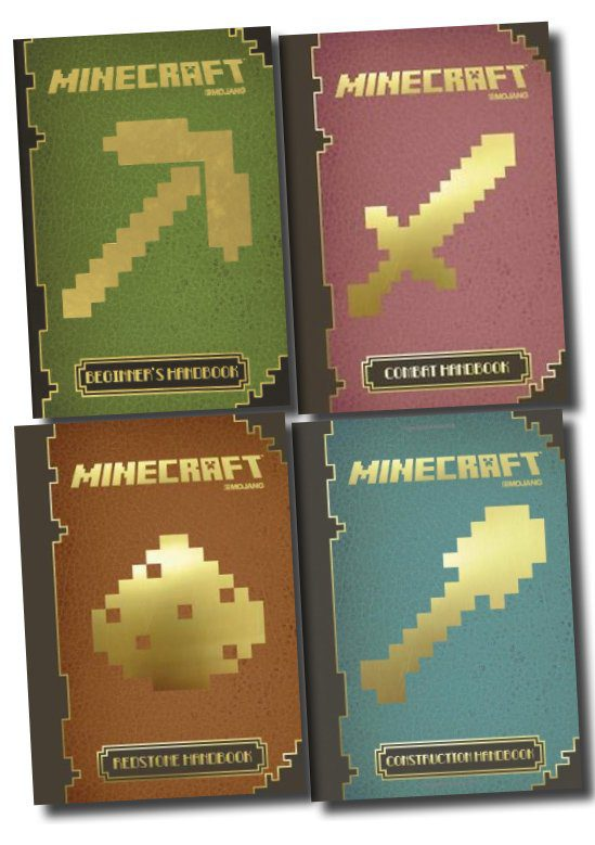 Ultimate Minecraft Christmas Gift Guide: Ultimate Minecraft Handbook Set