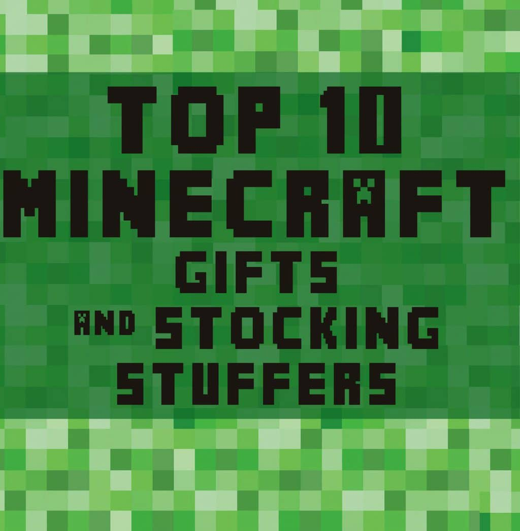 Gift Guide for Minecraft Fanatics