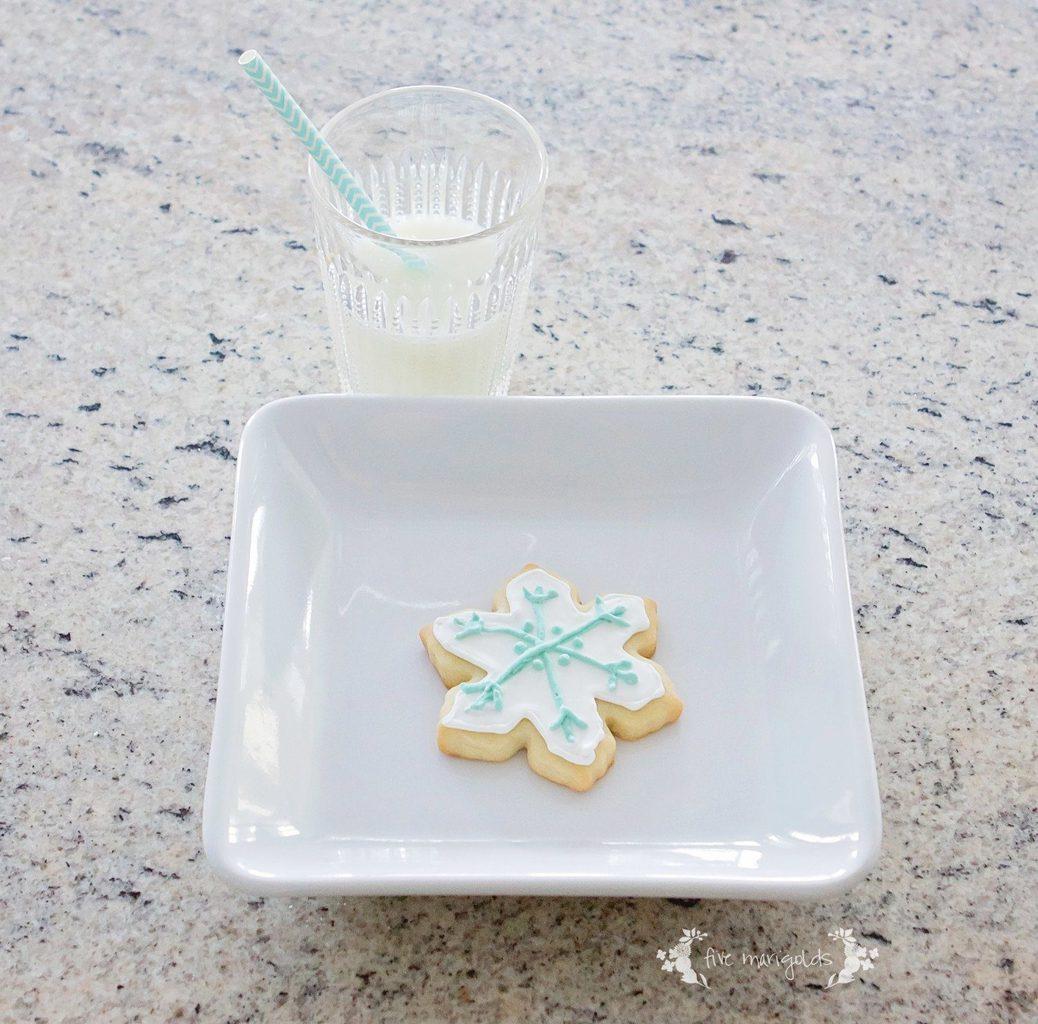 Vanilla Almond Sugar Cookie Cut Out Recipe