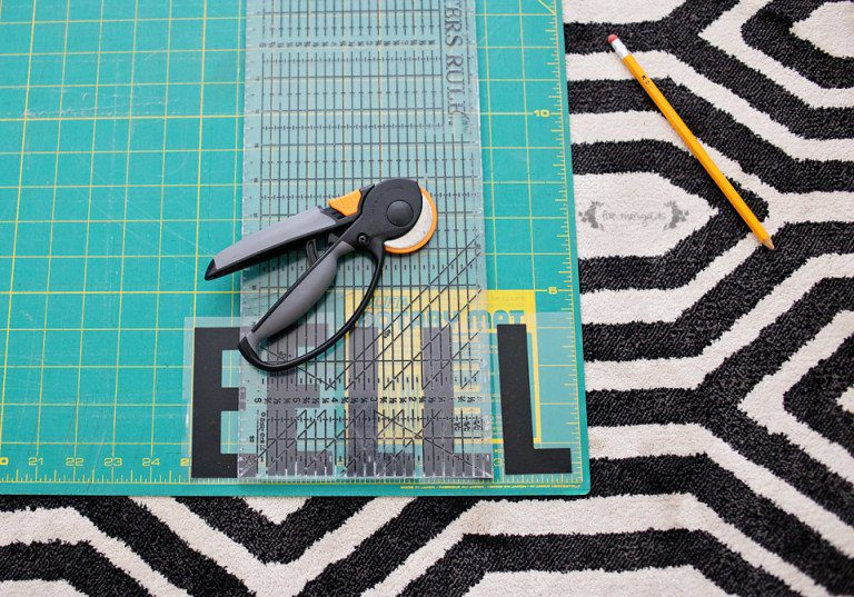 DIY Marquee Letter Board