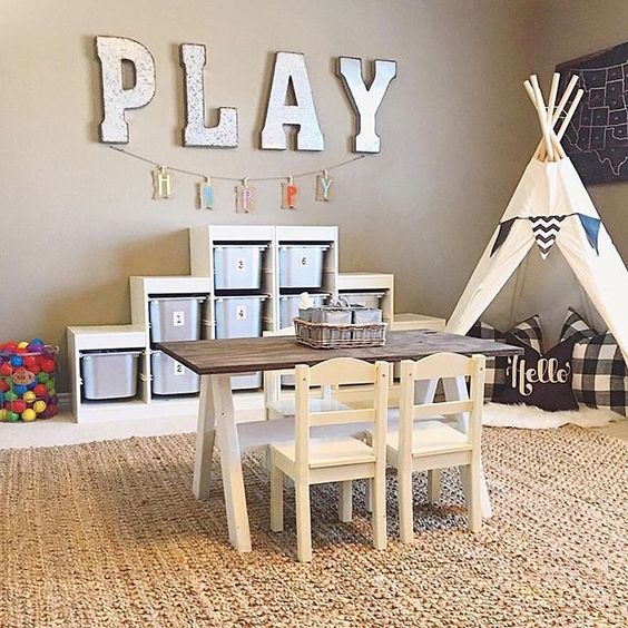 Design The Perfect Playroom For Your Kids   Five Marigolds