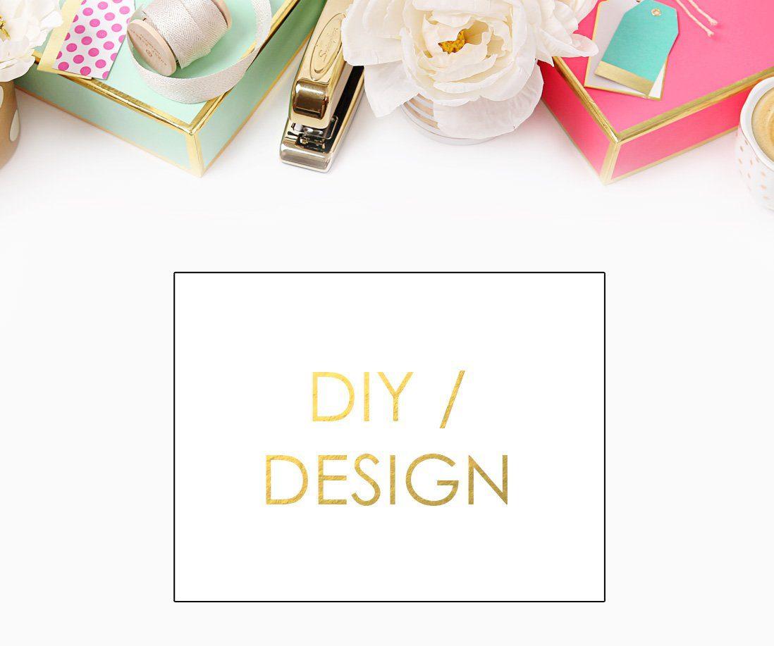 DIY DESIGN