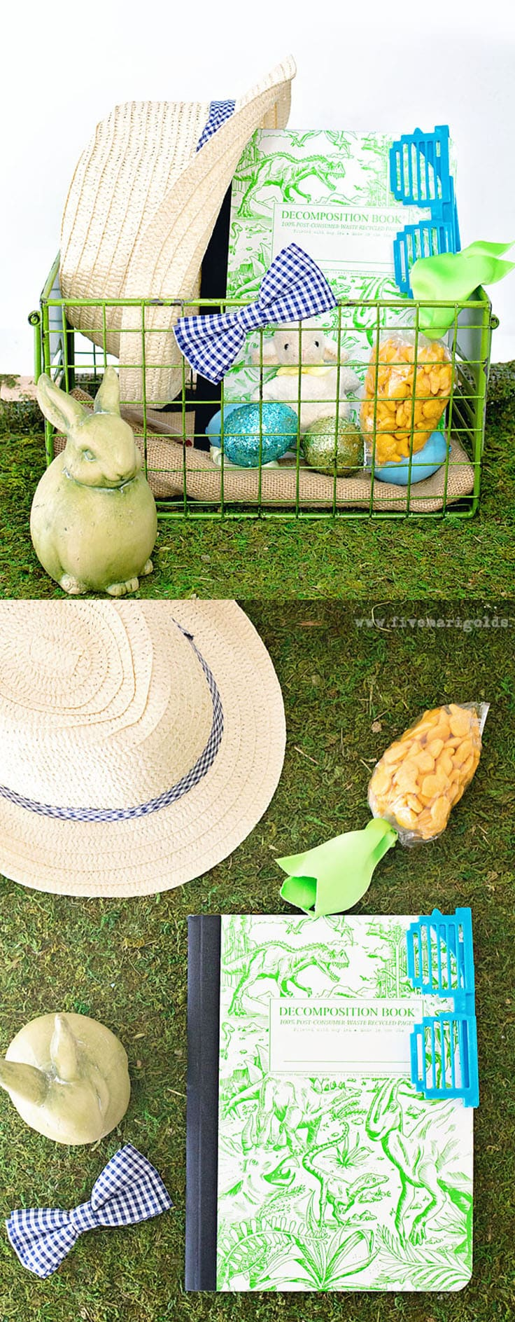 No Candy Easter Basket Ideas for the Family   Five Marigolds