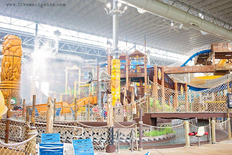 Family Friendly Getaway - Kalahari Wisconsin Dells | Five Marigolds