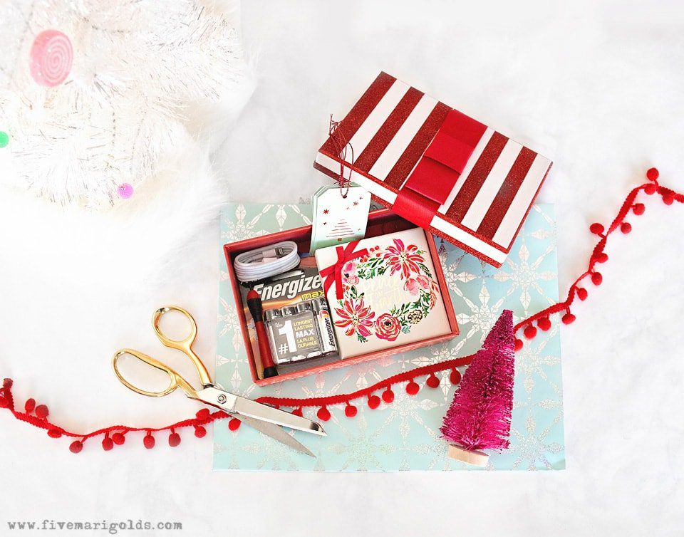 Christmas Morning Emergency Kit | Five Marigolds