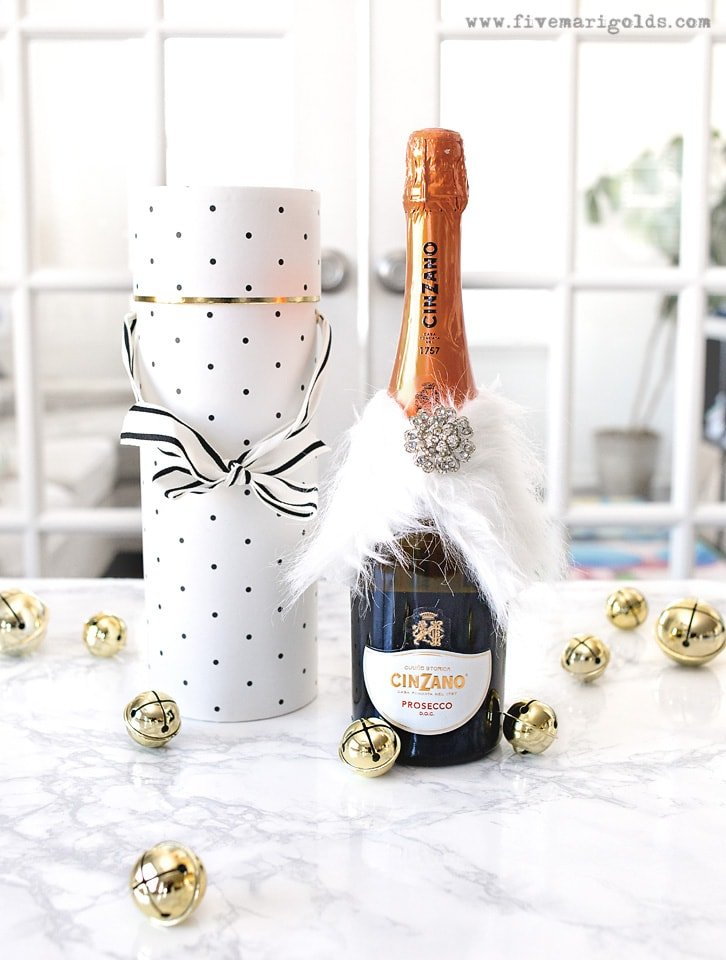 Prosecco | Holiday Survival Guide for Moms
