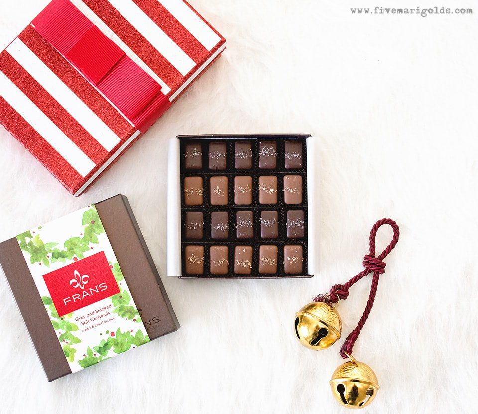 Fran's Salted Caramels   Holiday Survival Guide for Moms