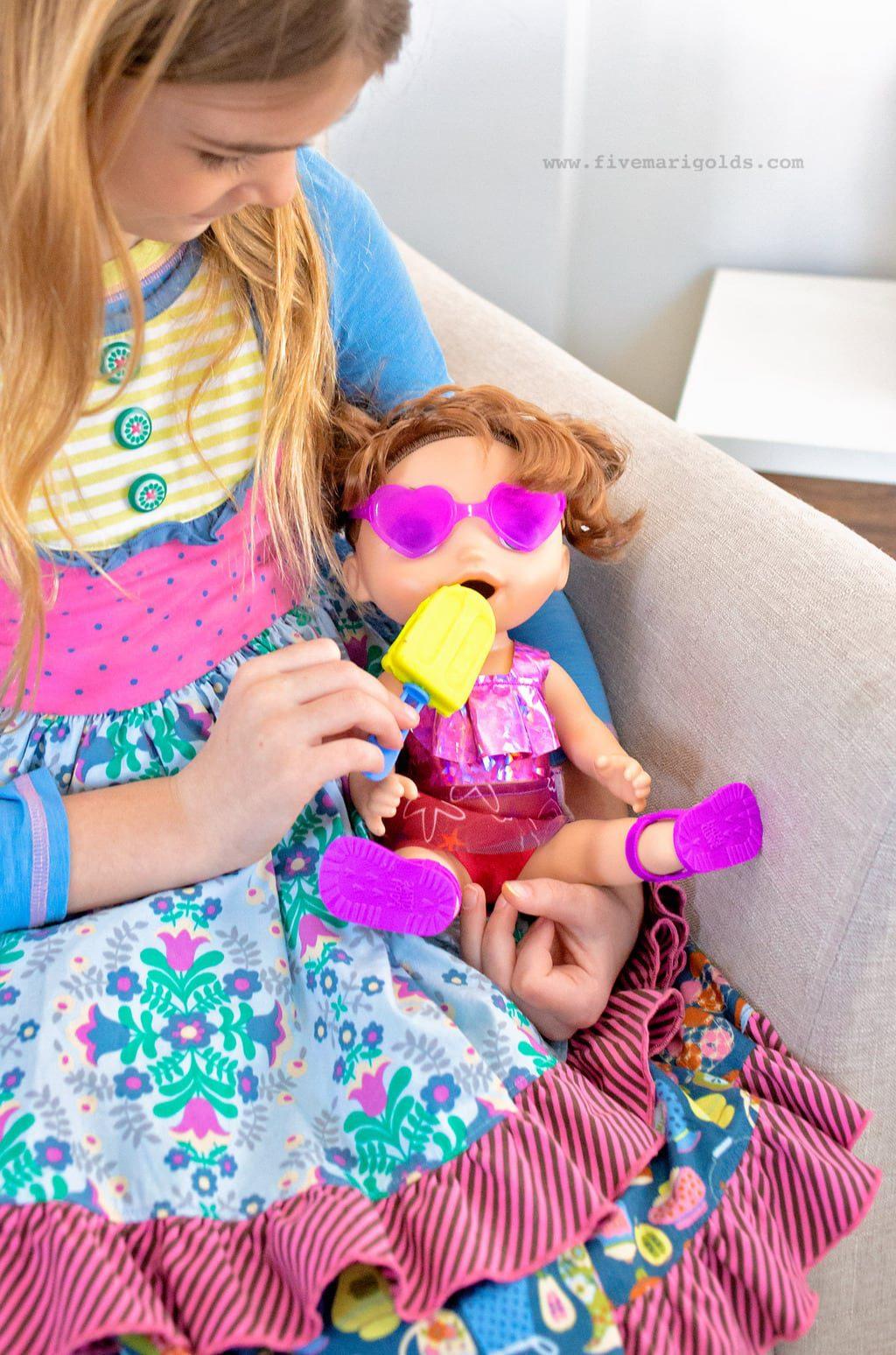 No Candy Easter Basket Ideas Baby Alive Sunshine Snacks