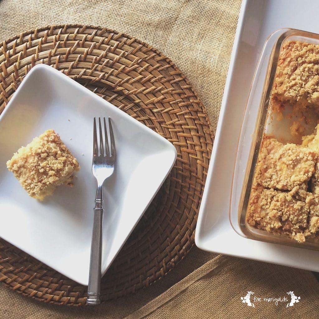 Apple Pie Bread | Five Marigolds