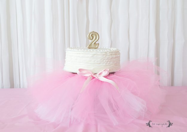 Tutu Ballerina Birthday Party. | Five Marigolds